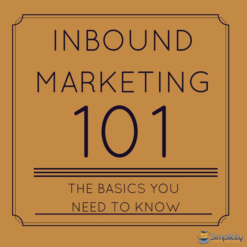 Inbound Marketing 101, The Basics You Need to Know