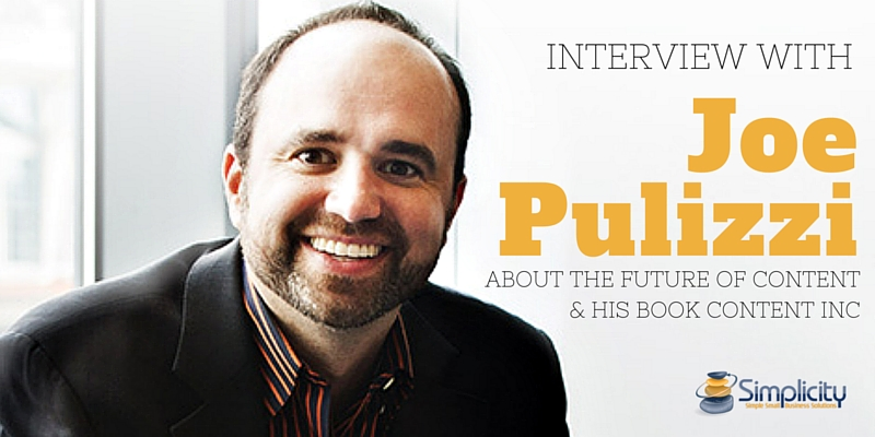 Interview With Joe Pulizzi