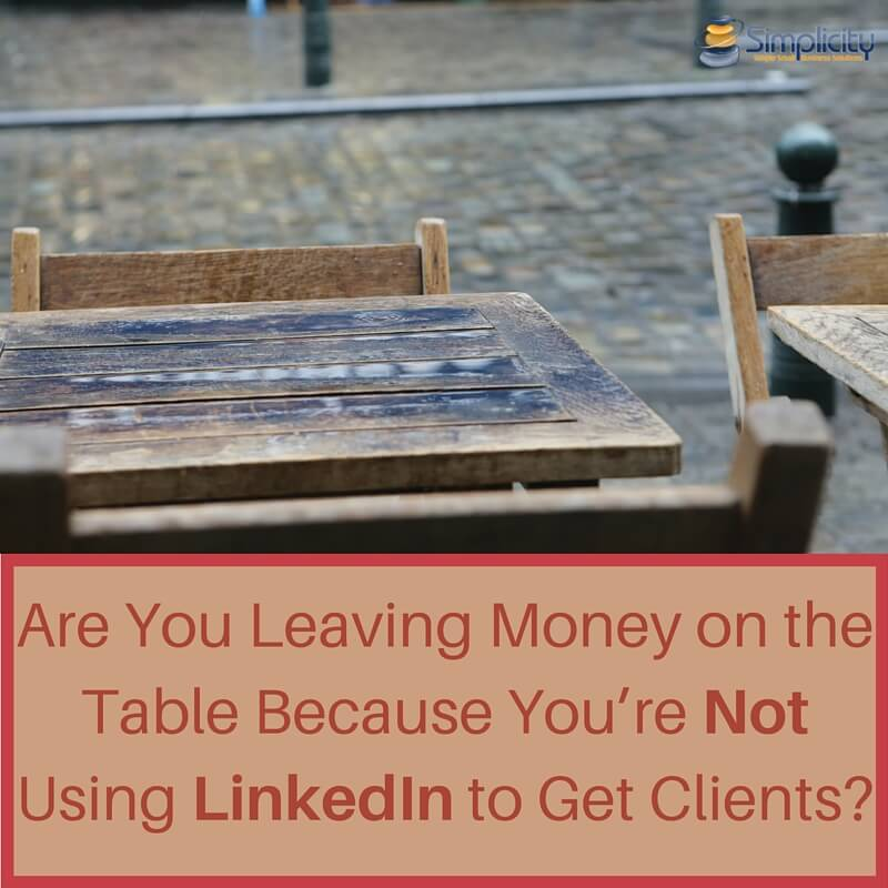Using LinkedIn to Get Clients