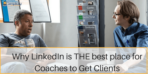best place for Coaches to Get Clients