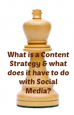 What Is a Content Strategy & What Does It Have To Do With Social Media?