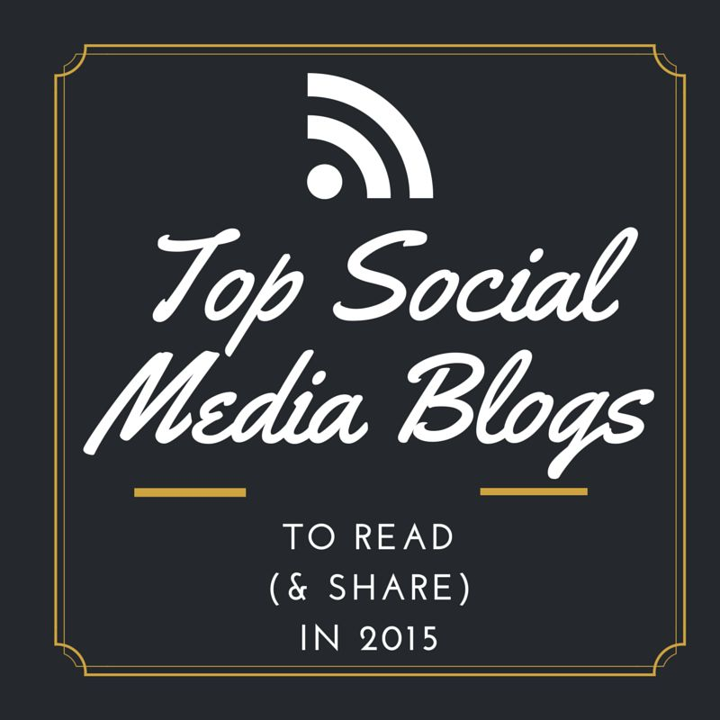 Top Social Media Blogs