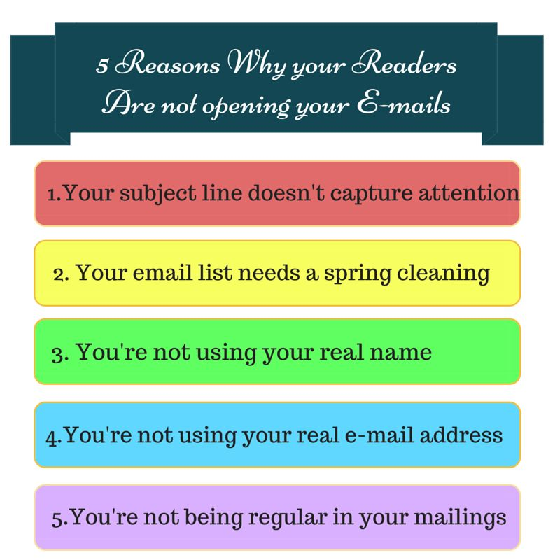 They are Slow to Answer Your E-mail? Here are Some Reasons